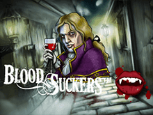 Blood Suckers от клуба Вулкан