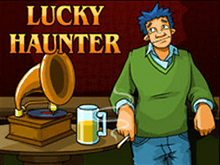 Слот Lucky Haunter в Вулкан Ставка