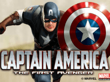 Вулкан Ставка и Captain America - The First Avenger Scratch