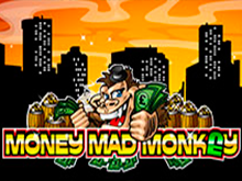 Money Mad Monkey в Вулкан клубе
