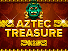 Играйте бесплатно в автомат Aztec Treasure