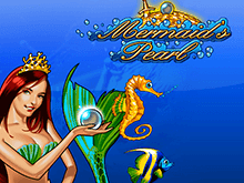 Автомат Mermaid's Pearl от Вулкан