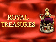 Royal Treasures в клубе Вулкан