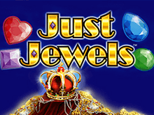 Автоматы Just Jewels Вулкан