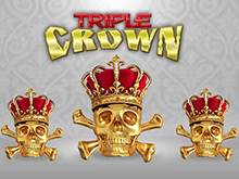 Онлайн автомат Triple Crown